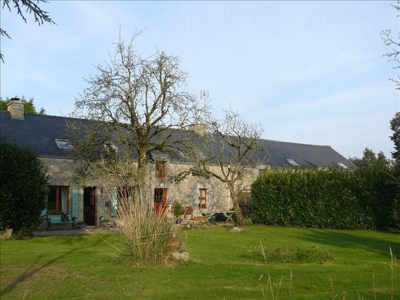 Sale house / villa Plumelec 350000€ - Picture 1