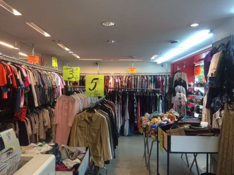 Location Boutique Paris 19ème 0