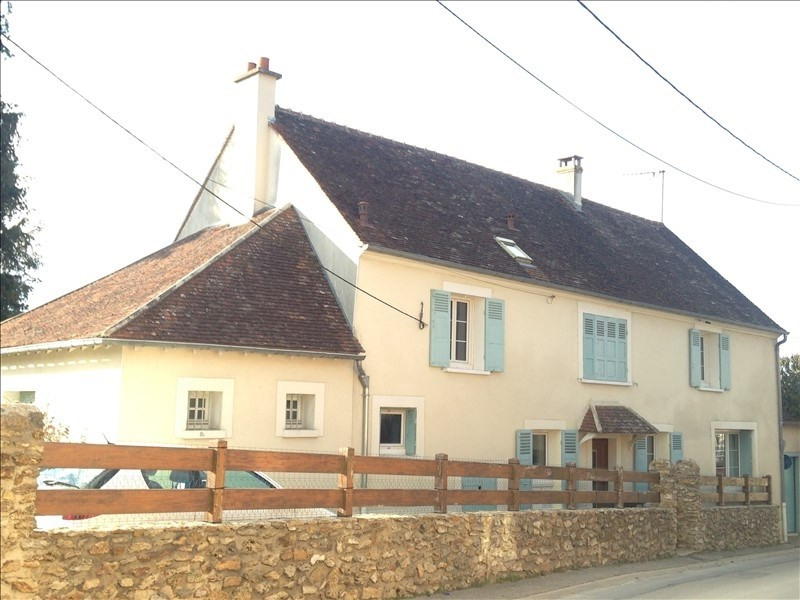 Produit d'investissement maison / villa Nanteuil les meaux 399000€ - Photo 1