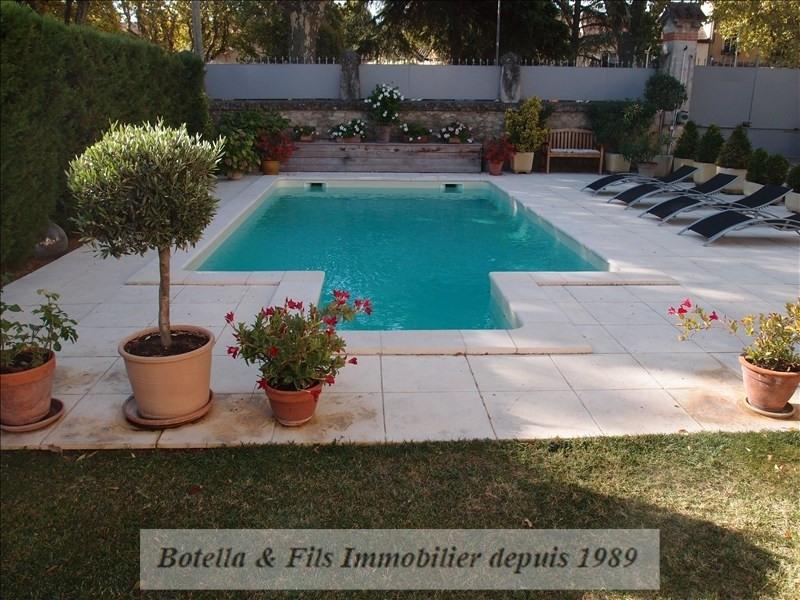Verkoop van prestige  huis Bagnols sur ceze 630000€ - Foto 2