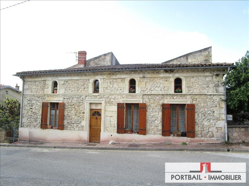 Vente maison / villa Blaye 105000€ - Photo 1
