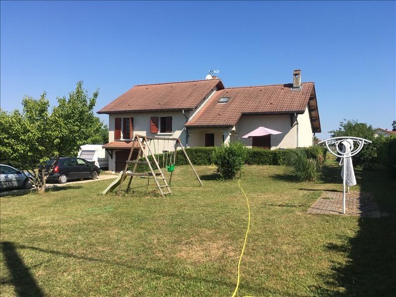 Vente maison / villa La batie divisin 223000€ - Photo 1