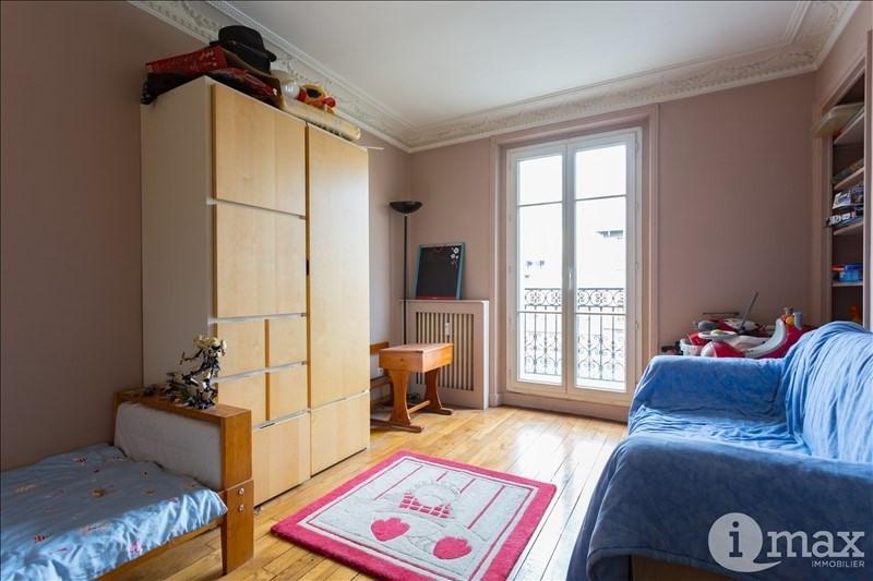 Sale apartment Paris 18ème 420000€ - Picture 3