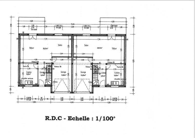 Sale house / villa Oloron ste marie 266000€ - Picture 3
