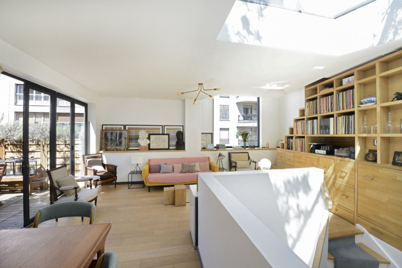 Revenda residencial de prestígio casa Paris 11ème 1995000€ - Fotografia 6