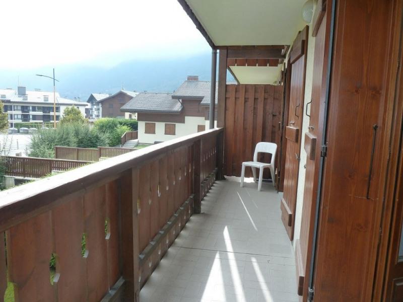 Sale apartment Les houches 220000€ - Picture 4