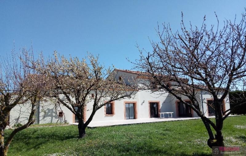 Deluxe sale house / villa Baziege 2 pas 850000€ - Picture 1