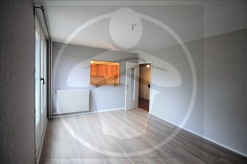 Rental apartment Pont de cheruy 640€ CC - Picture 1
