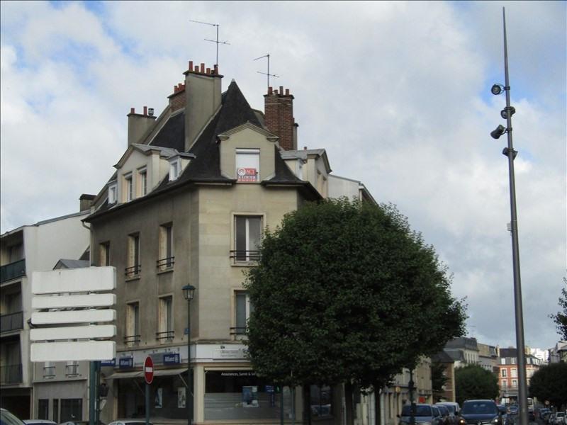 Rental apartment Pontoise 870€ CC - Picture 1