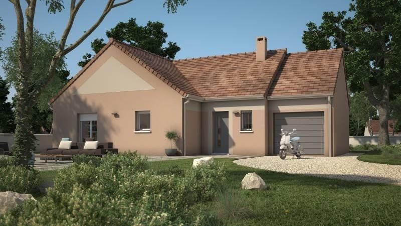 Modèle de maison  Val-d'Oise par MAISONS FRANCE CONFORT