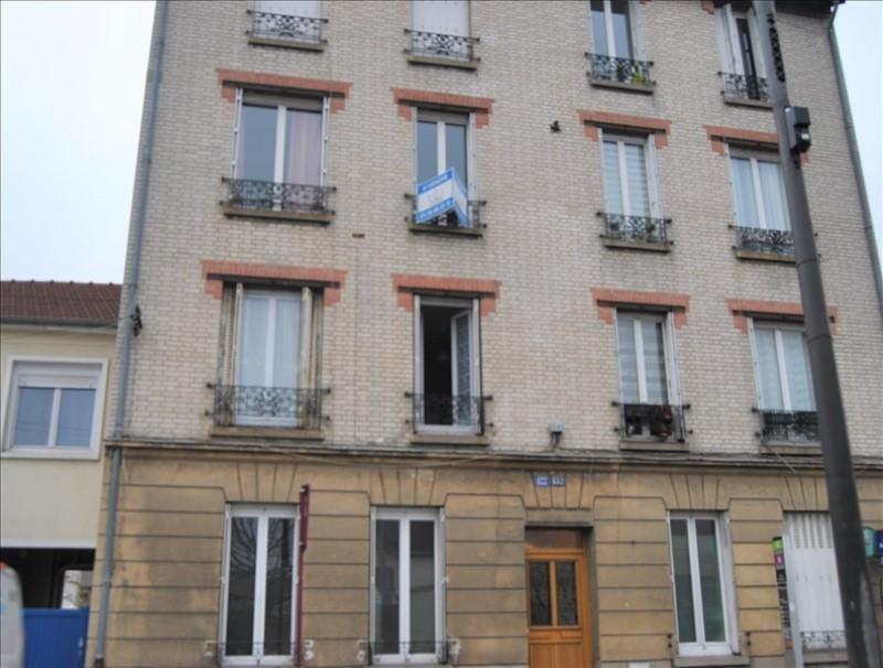 Revenda apartamento Bezons 172000€ - Fotografia 1