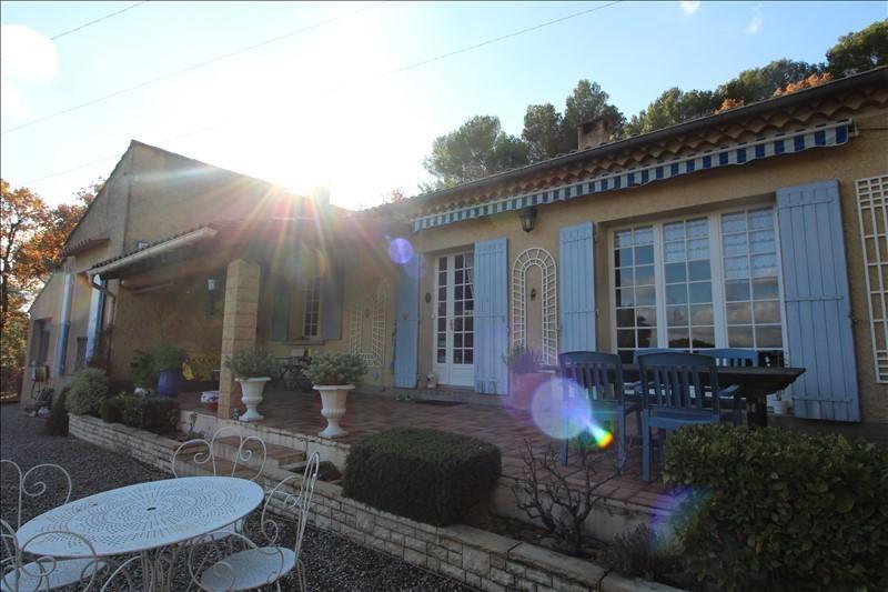 Verkoop  huis Chateauneuf de gadagne 338000€ - Foto 1