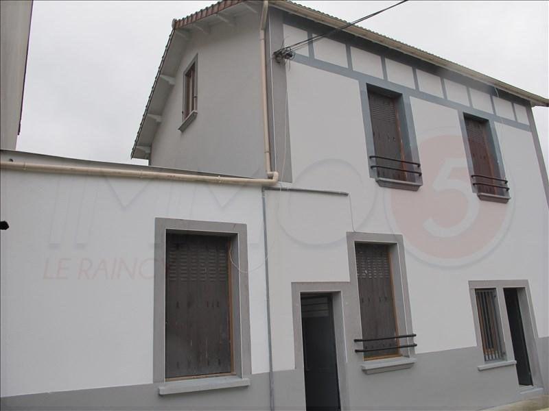 Produit d'investissement immeuble Villeparisis 550000€ - Photo 1