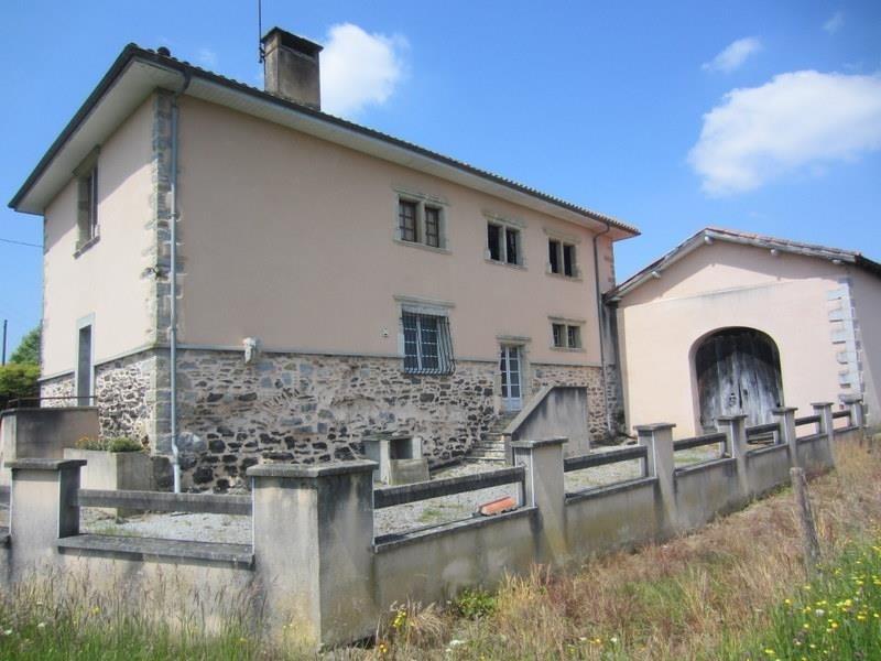 Vente maison / villa Mauleon licharre 124000€ - Photo 1