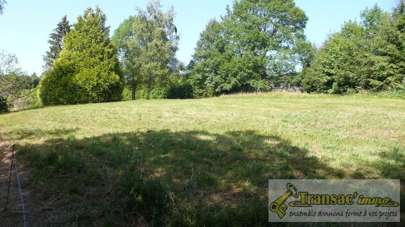 Vente terrain Olliergues 23000€ - Photo 1