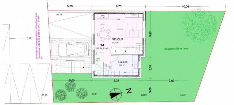 Vendita terreno Linas 117000€ - Fotografia 6