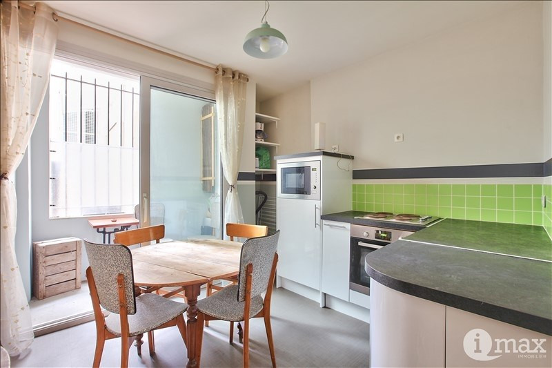 Vente appartement Paris 17ème 295 000€ - Photo 3