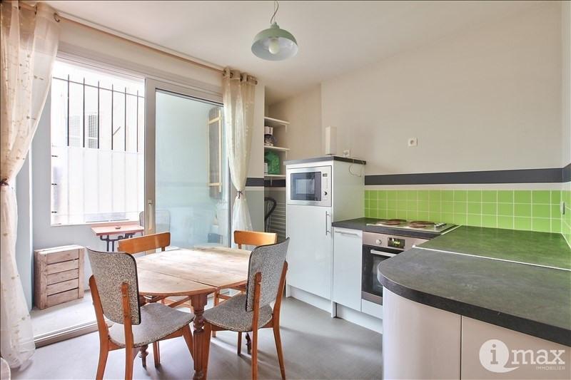Sale apartment Paris 17ème 319000€ - Picture 3