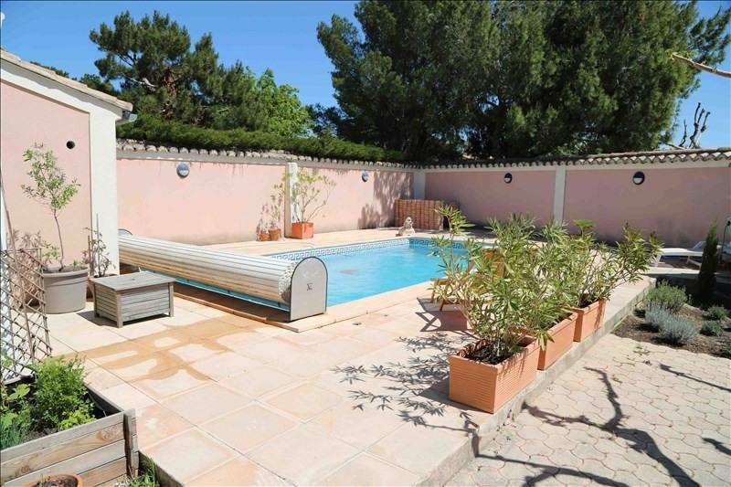 Vente maison / villa Morieres les avignon 410000€ - Photo 2