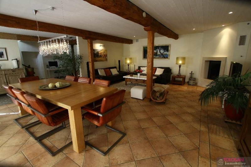 Deluxe sale house / villa Saint felix lauragais secteur 449 900€ - Picture 6