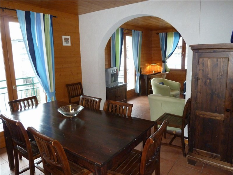 Sale apartment Morzine 422 000€ - Picture 1