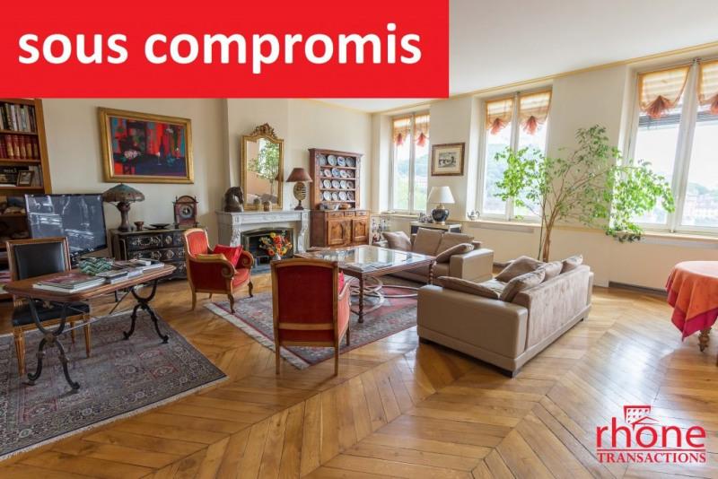 Vente de prestige appartement Lyon 1er 755000€ - Photo 1