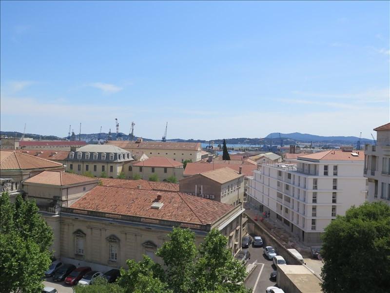 Vente appartement Toulon 177500€ - Photo 1