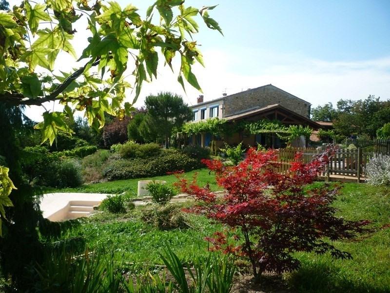 Vente maison / villa Belveze du razes 399000€ - Photo 1