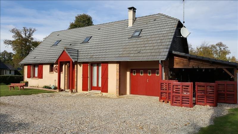 Vente maison / villa Damville 243000€ - Photo 8