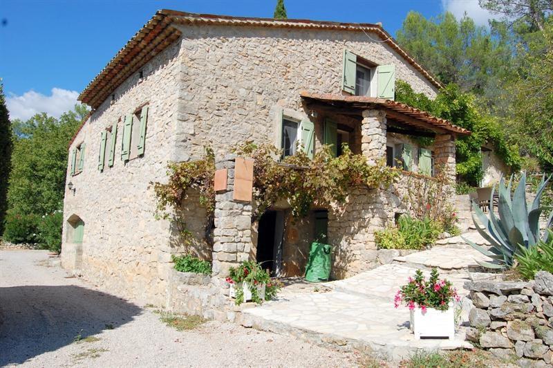 Vente de prestige maison / villa Seillans 650000€ - Photo 1