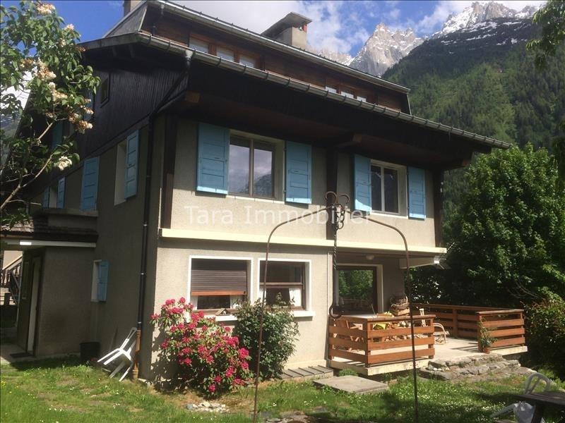 Immobile residenziali di prestigio casa Chamonix mont blanc 2950000€ - Fotografia 4