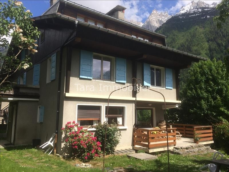 Vente de prestige maison / villa Chamonix mont blanc 2950000€ - Photo 4