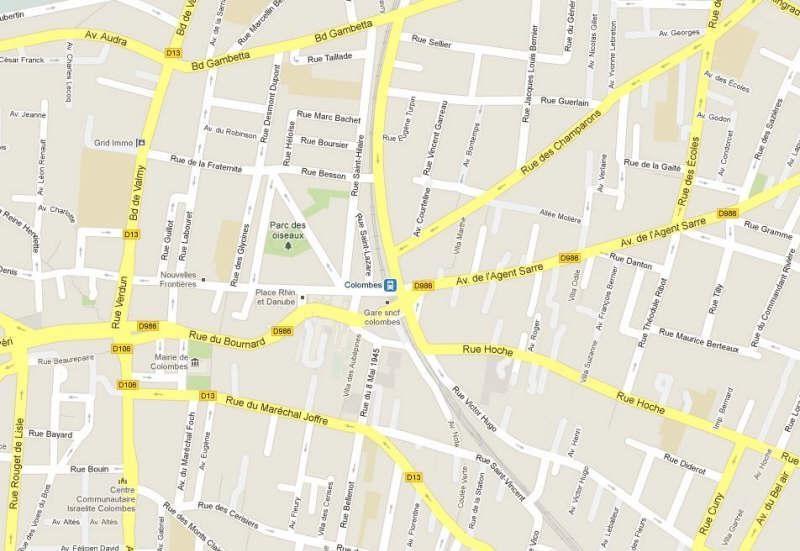 Location Bureau Colombes 0