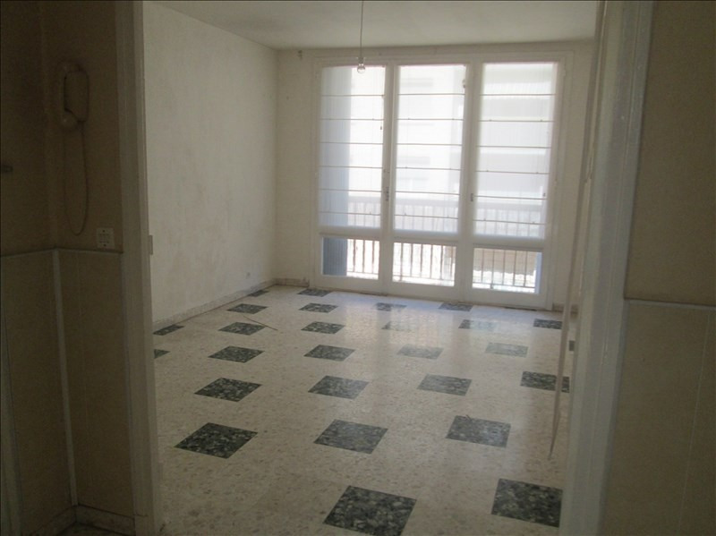 Vente appartement Sete 128 000€ - Photo 1