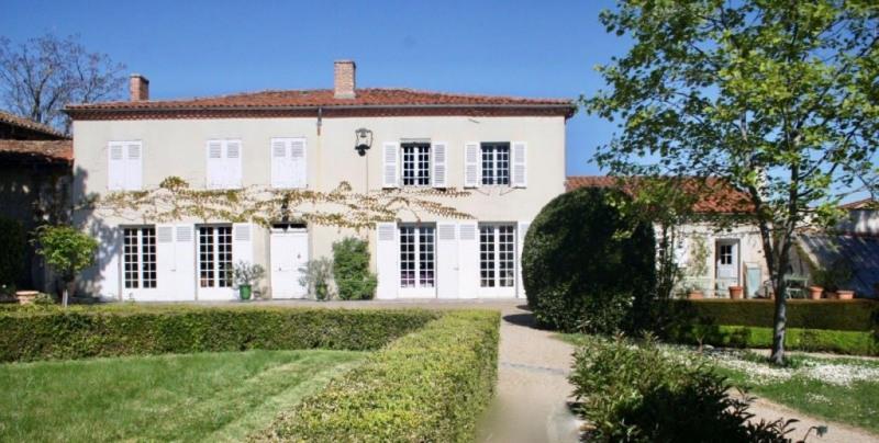 Verkauf von luxusobjekt haus Montbrison 680000€ - Fotografie 1