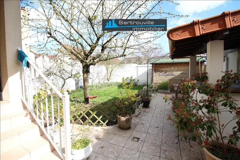 Sale house / villa Sartrouville 429 000€ - Picture 2