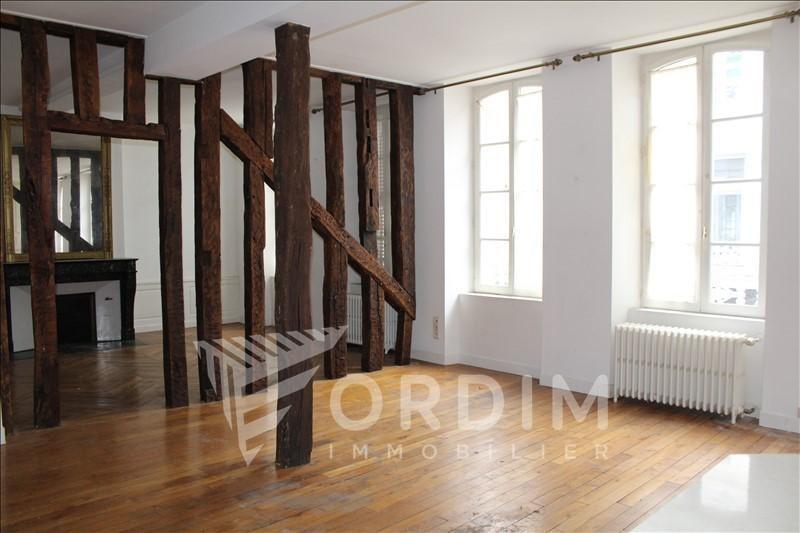 Rental apartment Auxerre 620€ CC - Picture 1