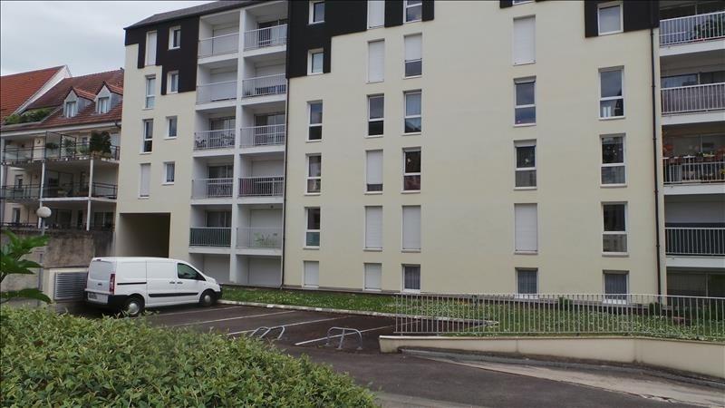 Vente appartement Dijon 80000€ - Photo 1