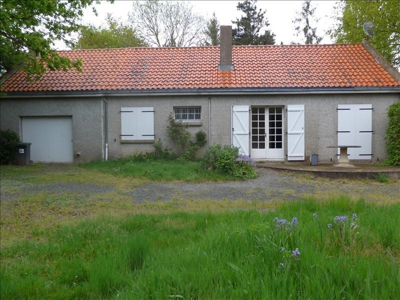 Vente maison / villa La roche sur yon 169000€ - Photo 2
