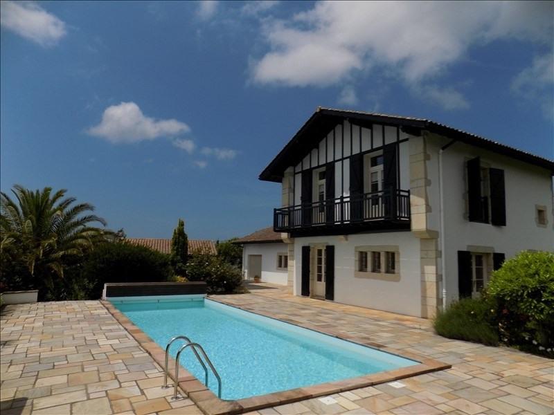 Vente de prestige maison / villa St pee sur nivelle 916900€ - Photo 1