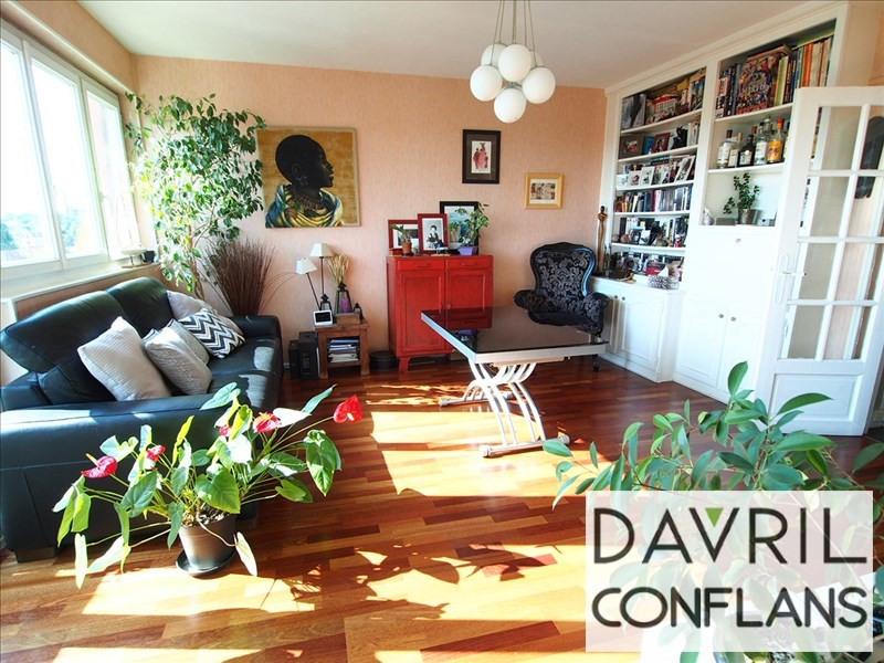 Vente appartement Conflans ste honorine 189500€ - Photo 1