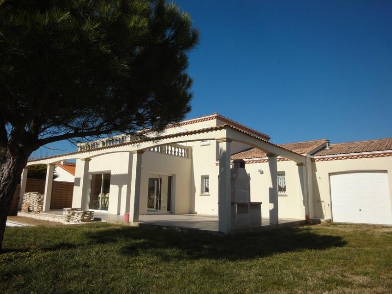 Vente maison / villa Saint-palais-sur-mer 473750€ - Photo 1