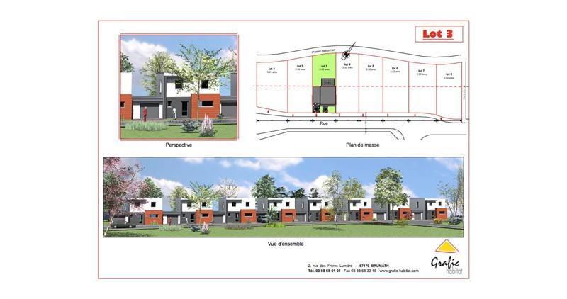 Maison  5 pièces + Terrain 292 m² Haguenau (67500) par GRAFIC HABITAT