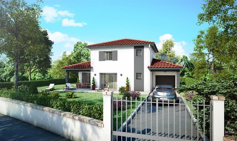Maison  4 pièces + Terrain 662 m² Saint-Rambert-d'Albon par LA MAISON DES COMPAGNONS