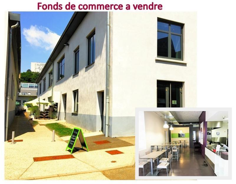 Fonds de commerce Café - Hôtel - Restaurant Lyon 9ème 0