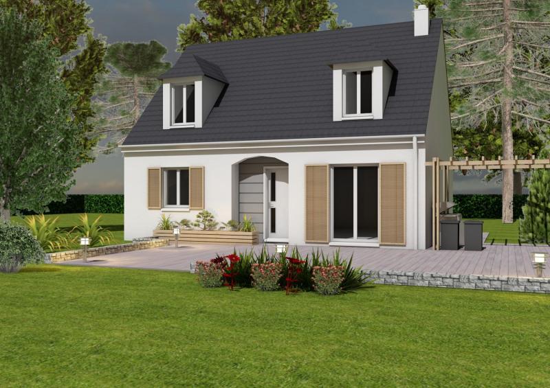 """Modèle de maison  """"Modèle de maison 5 pièces"""" à partir de 5 pièces Essonne par MAISONS ATLANTIS"""