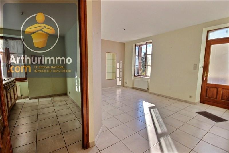 Sale house / villa Chazelles sur lyon 129000€ - Picture 2