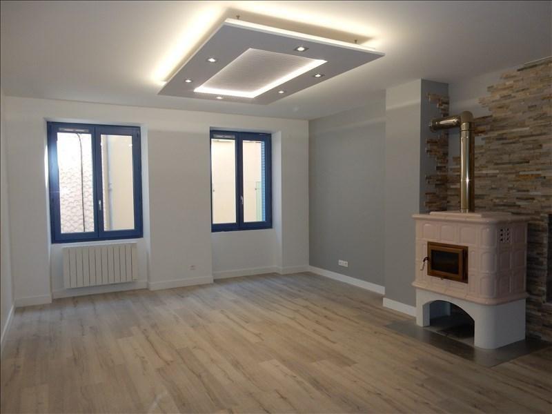 Vente maison / villa Condrieu 319000€ - Photo 2