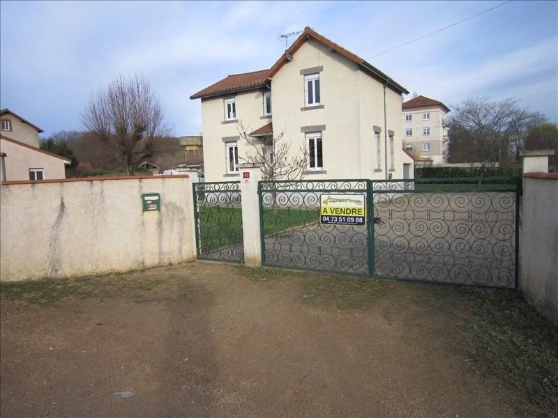 Vente maison / villa Peschadoires 165075€ - Photo 1