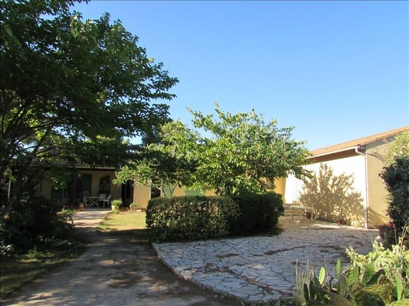 Vente maison / villa Beziers 440000€ - Photo 1